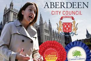 labour suspends nine aberdeen councillors after they form coalition with tories
