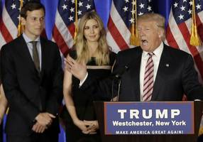 report: ivanka trump, jared kushner to join president's foreign trip