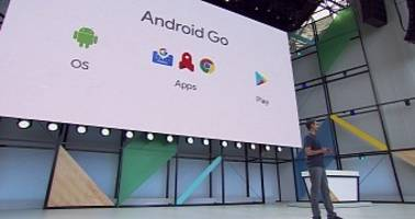 Google Officially Announces Android Go for Entry-Level Phones