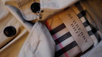 burberry's profits fall amid 'challenging' us trading