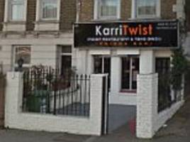 indian restaurant accused of serving human meat to diners