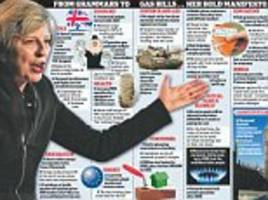 pm theresa may vows the uk will 'stand tall' after brexit