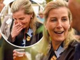 Sophie Wessex visits the Devon County Show in Exeter
