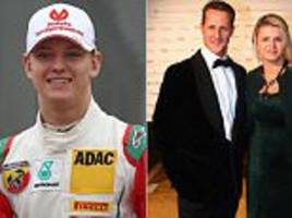 michael schumacher's family in blackmail threat