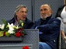 ion tiriac defends ilie nastase over fed cup controversy