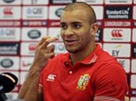 jonathan joseph never gave up hope on lions place