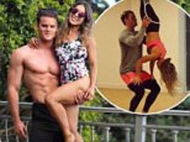 MIC's Ryan Libbey addresses 'cringe' couple workout videos
