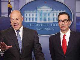 The Trump administration is trying to trick people into thinking it's cracking down on Wall Street