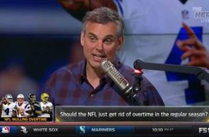 Colin Cowherd explains why NFL should eliminate overtime in the regular season