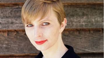 Chelsea Manning releases new photo