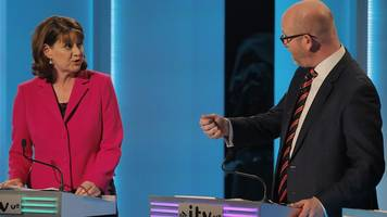 election 2017: ukip's paul nuttall gets name wrong in tv debate