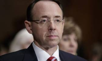 deputy ag rosenstein to be grilled by senate today in closed door session
