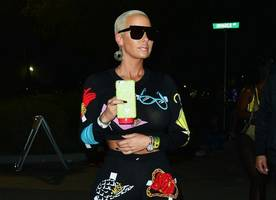 amber rose tells beyonce she's 'becky with the short hair'