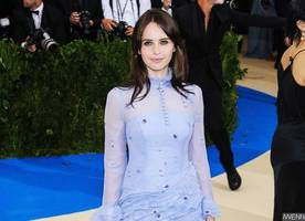 report: felicity jones engaged to director beau charles guard after two years of dating