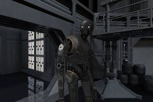 Google's Seurat technology turned a film-quality Rogue One scene into mobile VR