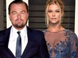 leonardo dicaprio and nina agdal break up after a year