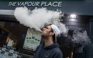 vapers: it's time to send brussels' ill- conceived red tape up in smoke