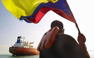 Venezuela's oil production is on the brink of collapse