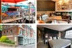 Sponsored: Exeter pub and hotel the City Gate reopens after...