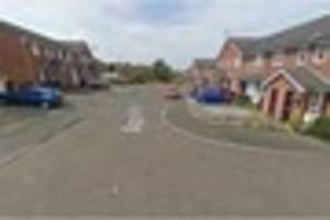 POLICE ALERT: Have you seen ginger-haired cyclist trying door...
