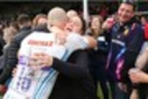 """chris bentley column: """"we are exeter chiefs, our future is..."""