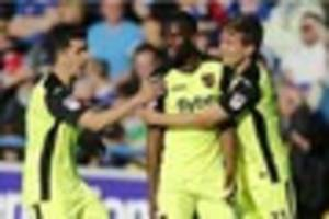 Exeter City vs Carlisle United: Live coverage of play-off second...