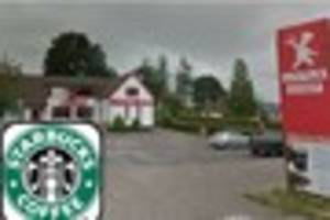 New Starbucks to open this summer in Devon