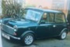 Appeal to find Mini son restored 12 years ago with late dad...