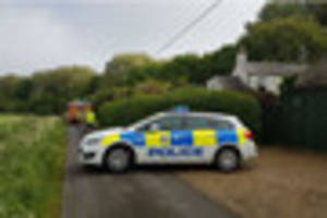 Man arrested following fire at Lincolnshire house
