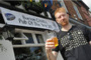 Burton's Dog Inn hosts its second beer festival - and it's on...