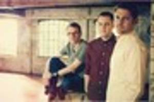 Scouting For Girls are back as they celebrate 10th anniversary of...