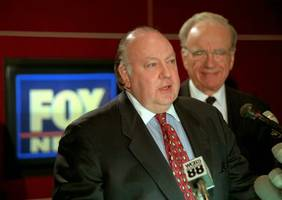 Roger Ailes, founder of Fox News Channel, dies at 77