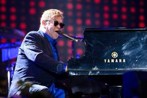 airdrie show will be emotional for superstar elton john as he remembers tragic friend justin fashanu