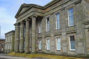 banned driver jailed for 28 months after fleeing from cops through east kilbride