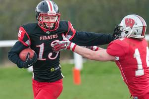 gridiron: east kilbride pirates will host us college team this weekend