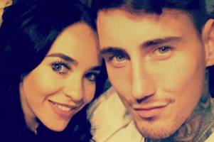 stephanie davis and jeremy mcconnell film loved-up singing snapchat after appearing to put troubles behind them