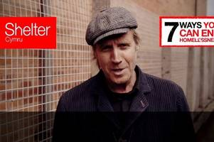 hollywood actor rhys ifans on why we need to end homelessness in wales