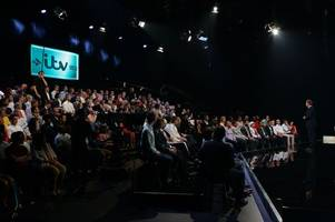 What time is the leaders' debate on TV? The dates, times and channels