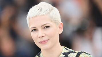 tears at michelle williams cannes conference
