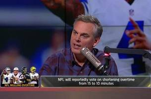 Should the NFL just get rid of overtime in the regular season? | THE HERD