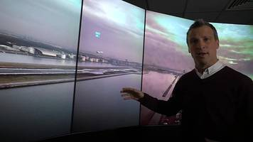 Air traffic control of the future