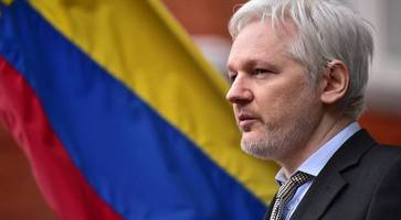 julian assange expected to speak live from ecuadorian embassy in london as sweden halts investigation: 'i do not forgive or forget'