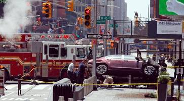 times square car rampage: belfast woman tells of horror in the heart of new york