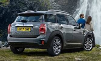 2017 MINI Countryman One and One D Debut With 1.5L Engines