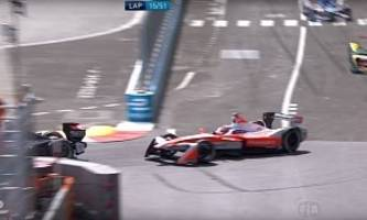 side-by-side lap comparison shows how much formula e evolved in three seasons