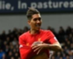 Firmino pushing for final-day spot with Liverpool