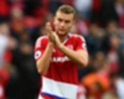 liverpool & chelsea target gibson willing to leave middlesbrough