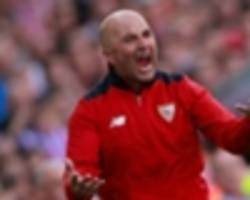 'the situation is getting resolved now' - sampaoli looks set to leave sevilla for argentina job