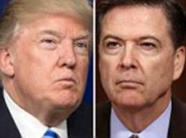Comey was 'unsettled' by Trump's attempts to win him over