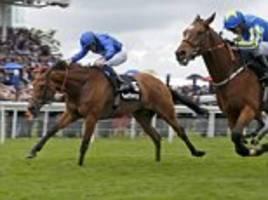 dartmouth primed for hardwicke stakes after yorkshire win